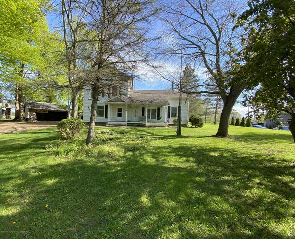 9158 E Spicerville Highway, Eaton Rapids, MI 48827 (MLS #246423) :: Real Home Pros