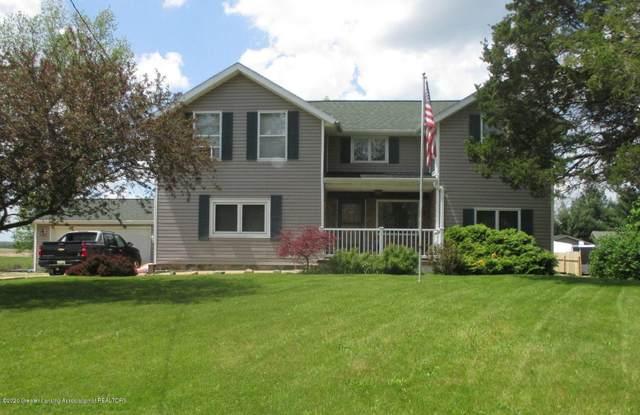 691 Millerburg Road, Charlotte, MI 48813 (MLS #246432) :: Real Home Pros