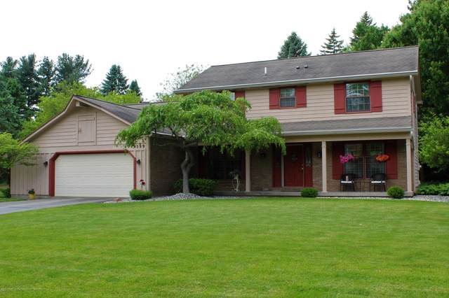 3599 West Arbutus Drive, Okemos, MI 48864 (MLS #246582) :: Real Home Pros