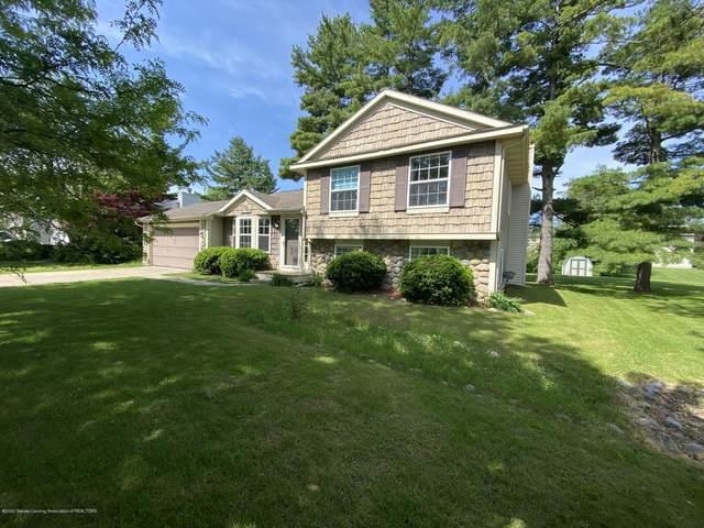 5814 Barren Drive, Lansing, MI 48911 (MLS #246595) :: Real Home Pros