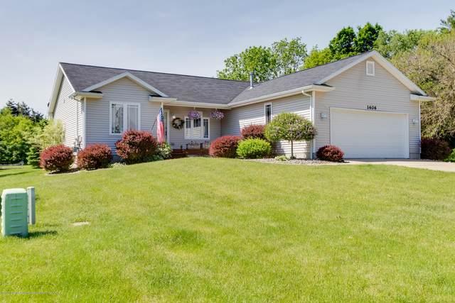 1406 Adams Street, Dansville, MI 48819 (MLS #246666) :: Real Home Pros
