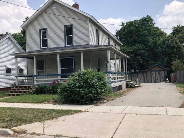 238 N Sheldon Street, Charlotte, MI 48813 (MLS #246716) :: Real Home Pros