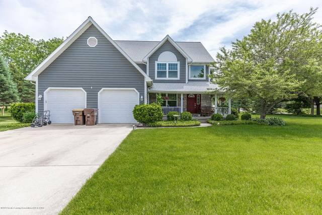 3855 Ashbrook Drive, Holt, MI 48842 (MLS #246751) :: Real Home Pros
