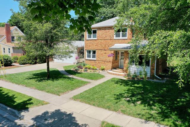 222 Northlawn Avenue, East Lansing, MI 48823 (MLS #246913) :: Real Home Pros