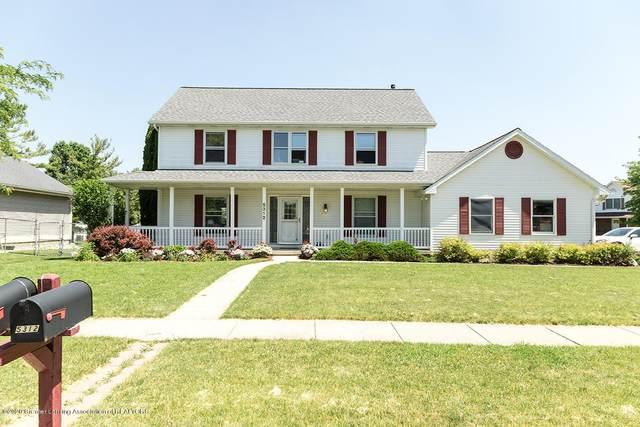 5312 W Aspen Drive, Lansing, MI 48917 (MLS #246964) :: Real Home Pros