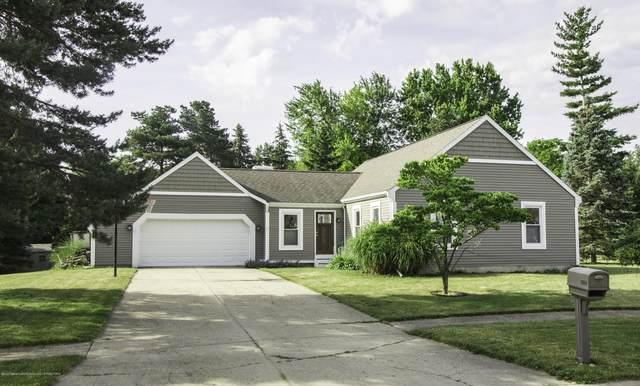 1504 Bentbrook Circle, Lansing, MI 48917 (MLS #247226) :: Real Home Pros
