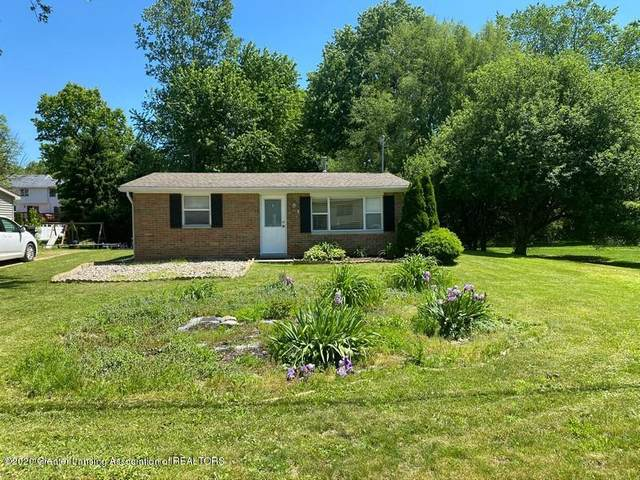 615 Cherry Street, Dewitt, MI 48820 (MLS #247276) :: Real Home Pros