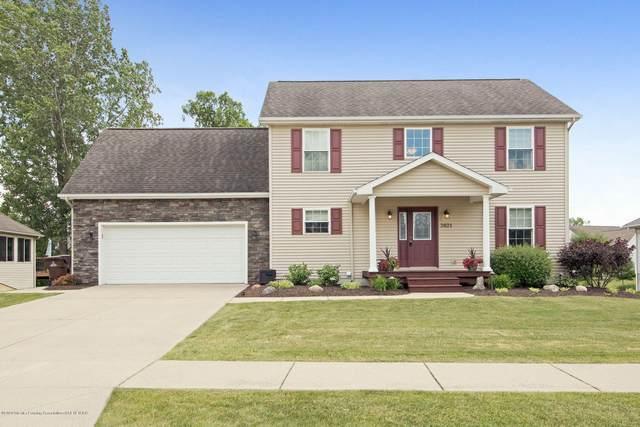 3821 Calypso Lane, Holt, MI 48842 (MLS #247297) :: Real Home Pros