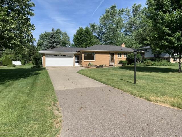 516 Woodhaven Drive, Lansing, MI 48917 (MLS #247323) :: Real Home Pros