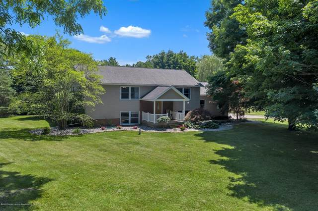 4445 Britton Road, Perry, MI 48872 (MLS #247359) :: Real Home Pros
