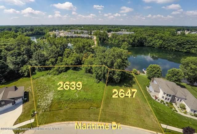 2639 Maritime Drive, Lansing, MI 48911 (MLS #247385) :: Real Home Pros