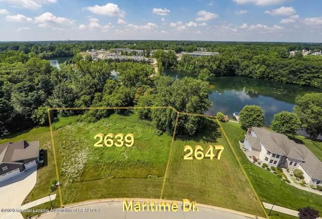 2647 Maritime Drive, Lansing, MI 48911 (MLS #247387) :: Real Home Pros