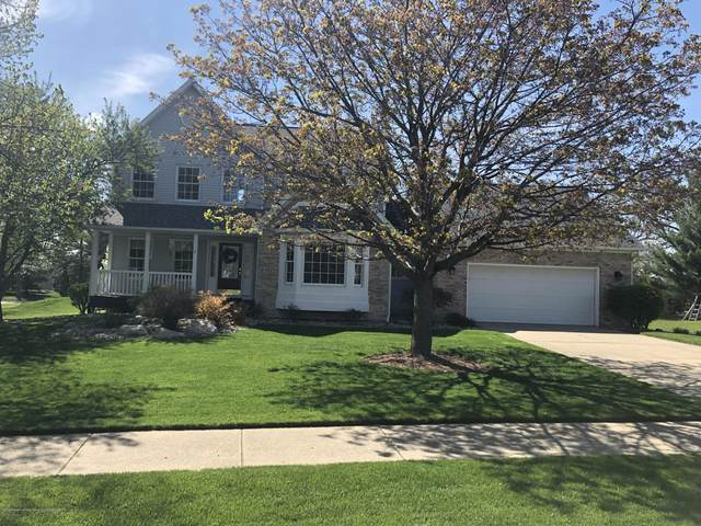 502 Wanilla Lane, Dewitt, MI 48820 (MLS #247417) :: Real Home Pros