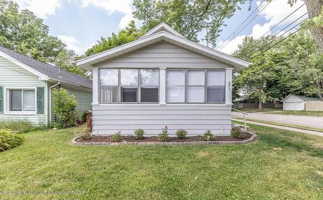 641 N Magnolia Avenue, Lansing, MI 48912 (MLS #247422) :: Real Home Pros
