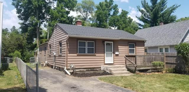 637 Ridgewood Avenue, Lansing, MI 48910 (MLS #247492) :: Real Home Pros