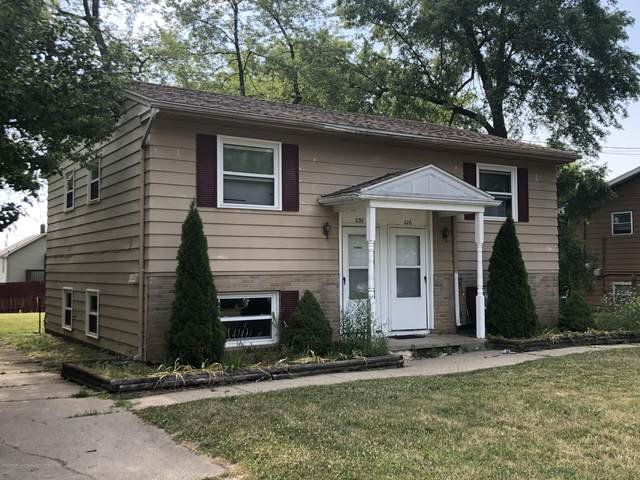 226-230 N Grace Street, Lansing, MI 48917 (MLS #247635) :: Real Home Pros
