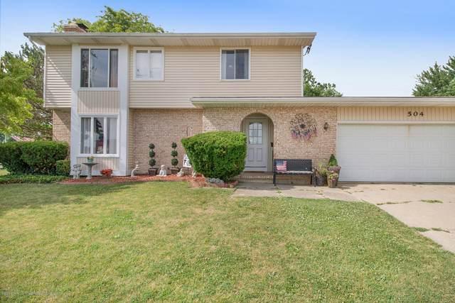 504 W Sickles Street, St. Johns, MI 48879 (MLS #247806) :: Real Home Pros