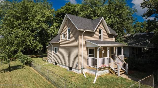 828 Buffalo Street, Lansing, MI 48915 (MLS #247863) :: Real Home Pros