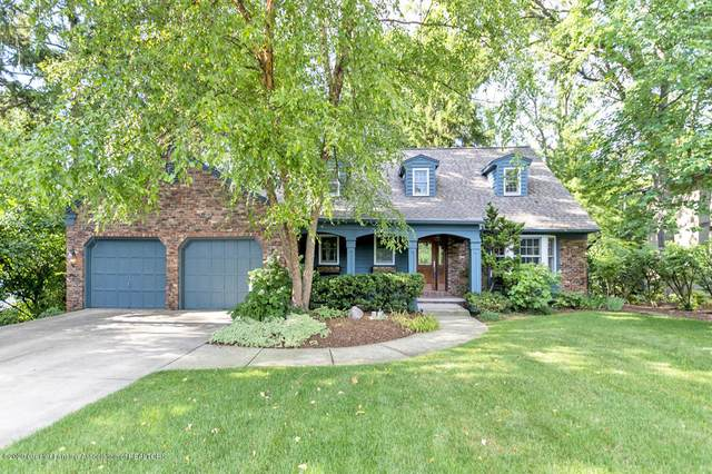 1090 Whitman Drive, East Lansing, MI 48823 (MLS #247967) :: Real Home Pros