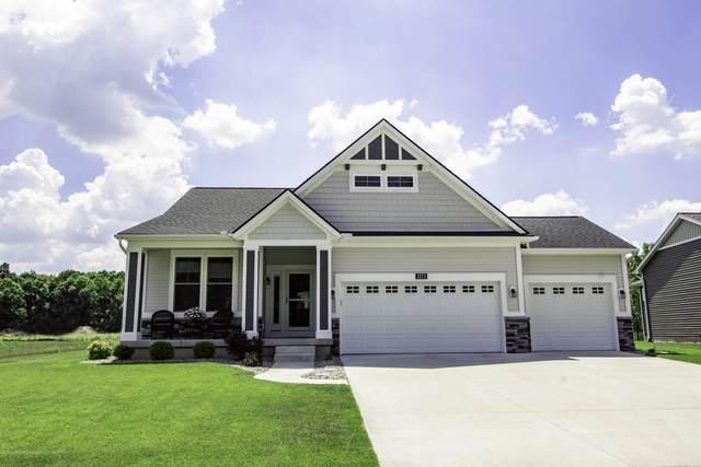 1573 Yosemite Drive, Lansing, MI 48917 (MLS #247984) :: Real Home Pros