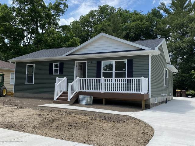 622 Hall Boulevard, Mason, MI 48854 (MLS #247991) :: Real Home Pros