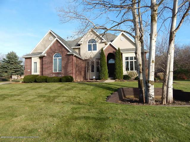2550 Hummingbird Lane, Holt, MI 48842 (MLS #248059) :: Real Home Pros