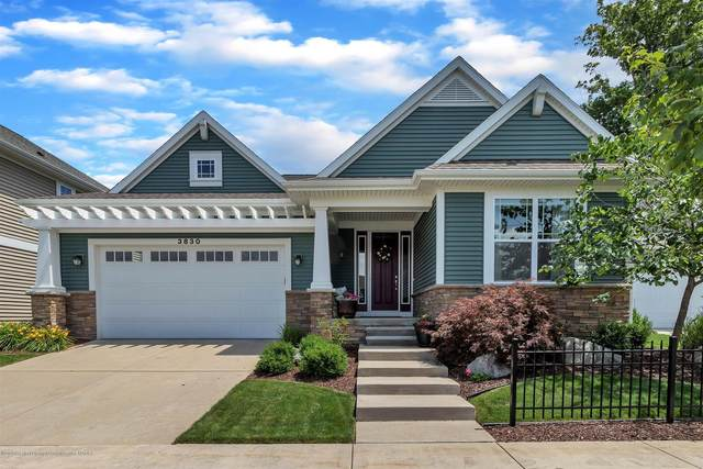 3830 Zaharas Lane, Okemos, MI 48864 (MLS #248079) :: Real Home Pros