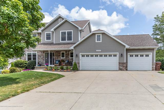 11650 Stone Bluff Drive, Grand Ledge, MI 48837 (MLS #248520) :: Real Home Pros