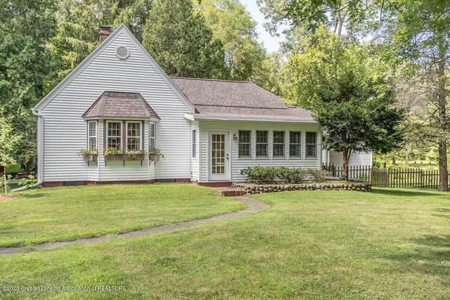 4483 N Meridian Road, Williamston, MI 48895 (MLS #248544) :: Real Home Pros