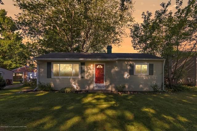 106 Folk Street, Potterville, MI 48876 (MLS #248563) :: Real Home Pros