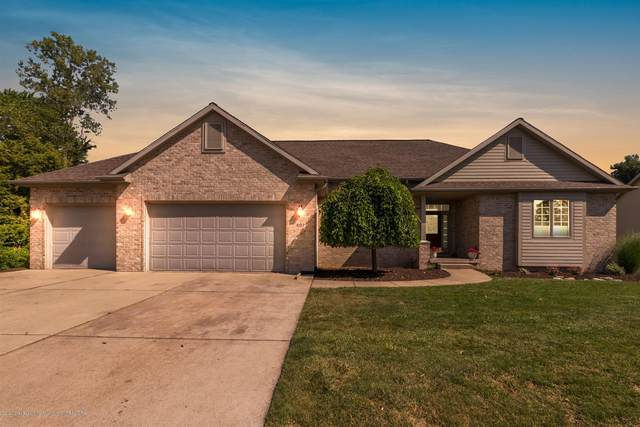 607 Drahner Drive, Eaton Rapids, MI 48827 (MLS #248665) :: Real Home Pros