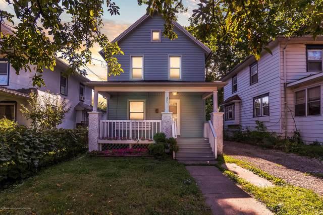 321 Lathrop Street, Lansing, MI 48912 (MLS #248671) :: Real Home Pros