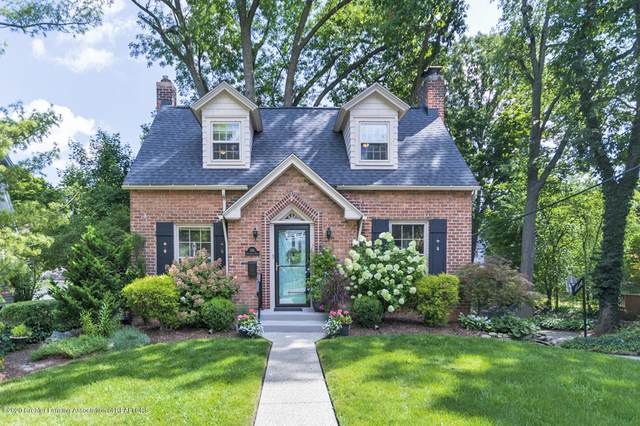 308 Chesterfield Parkway, East Lansing, MI 48823 (MLS #248922) :: Real Home Pros