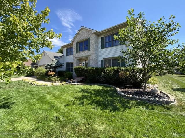 13605 Honeylocust Drive, Dewitt, MI 48820 (MLS #249008) :: Real Home Pros