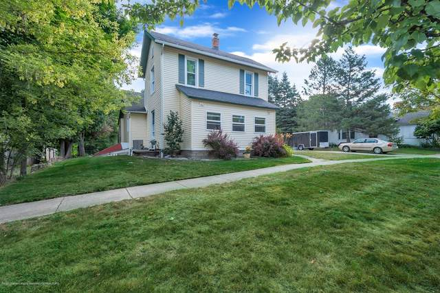 239 E Washington Street, Dimondale, MI 48821 (MLS #249016) :: Real Home Pros