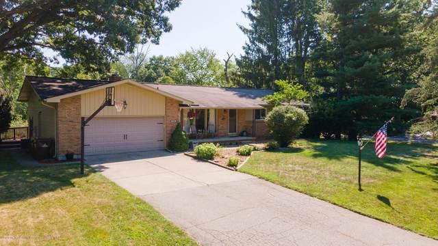 4508 Sandstone Drive, Williamston, MI 48895 (MLS #249031) :: Real Home Pros