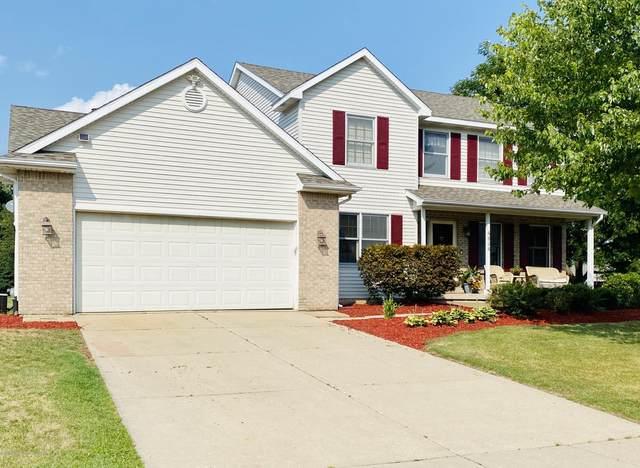 6826 French Creek Drive, Lansing, MI 48917 (MLS #249218) :: Real Home Pros