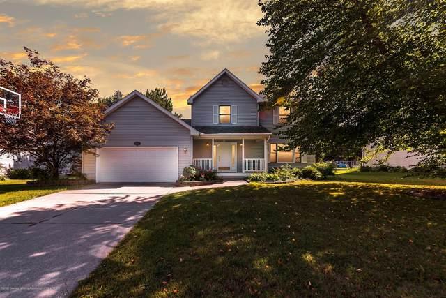 2527 Brookview Lane, Dewitt, MI 48820 (MLS #249258) :: Real Home Pros