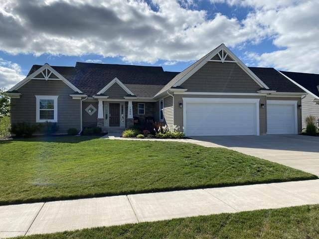 1204 Verbena Lane, Dewitt, MI 48820 (MLS #249345) :: Real Home Pros