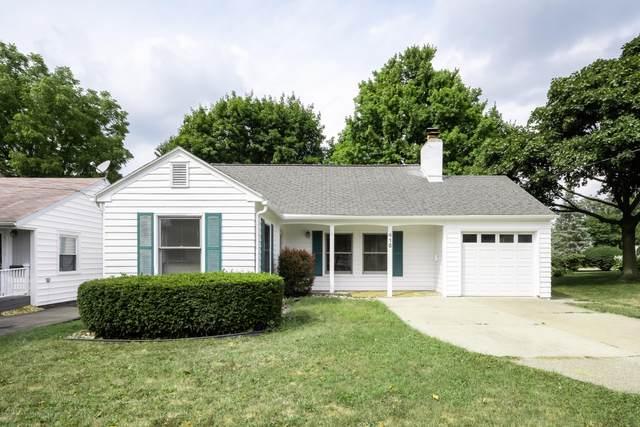 415 Lasalle Boulevard, Lansing, MI 48912 (MLS #249350) :: Real Home Pros