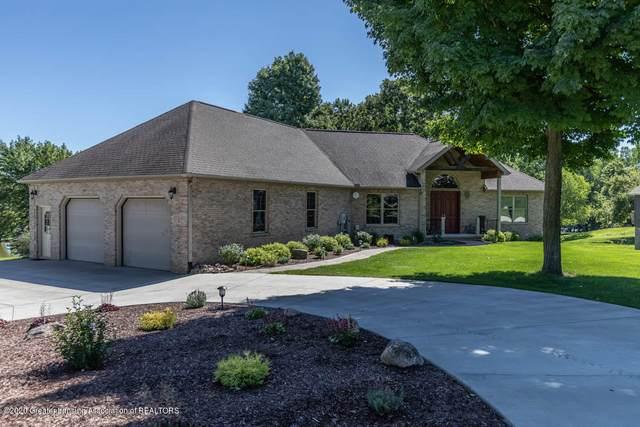 9653 Lakeside Drive, Perrinton, MI 48871 (MLS #249354) :: Real Home Pros
