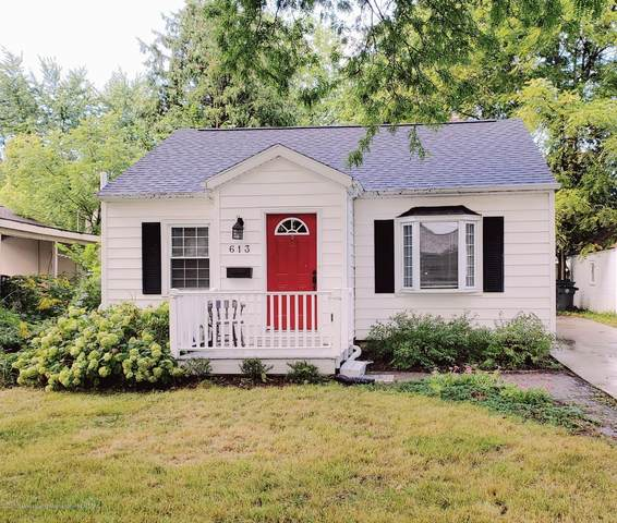 613 Spartan Avenue, East Lansing, MI 48823 (MLS #249373) :: Real Home Pros