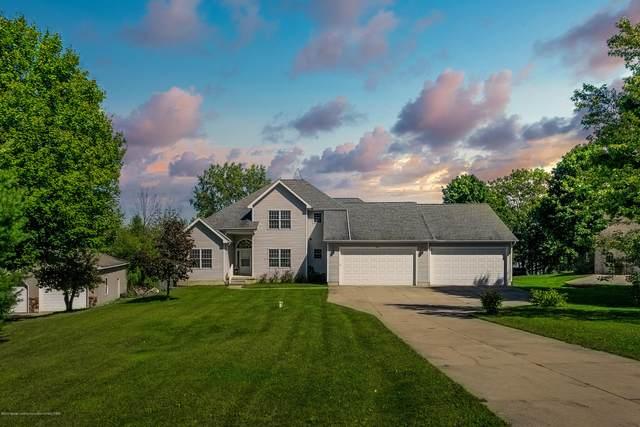 9639 Lakeside Drive, Perrinton, MI 48871 (MLS #249413) :: Real Home Pros