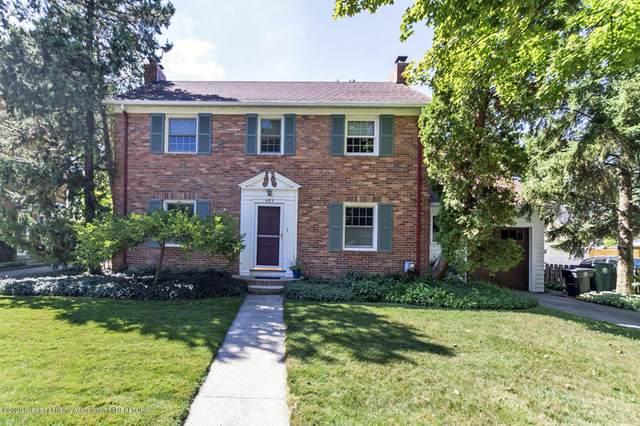 453 Rosewood Avenue, East Lansing, MI 48823 (MLS #249456) :: Real Home Pros