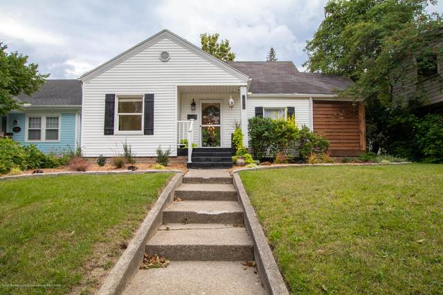 917 E Moores River, Lansing, MI 48910 (MLS #249470) :: Real Home Pros