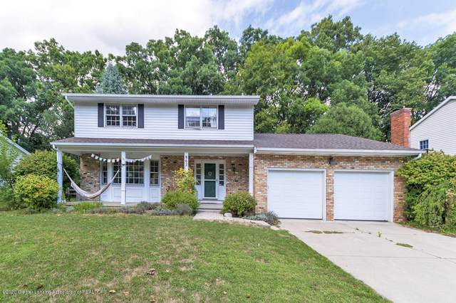 862 Whitman Drive, East Lansing, MI 48823 (MLS #249488) :: Real Home Pros