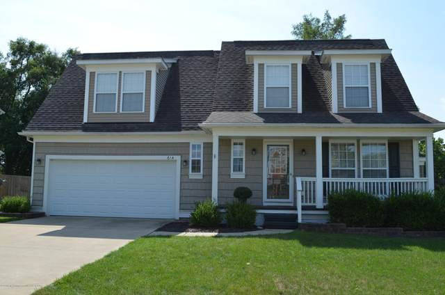 614 Ann Street, Mason, MI 48854 (MLS #249524) :: Real Home Pros