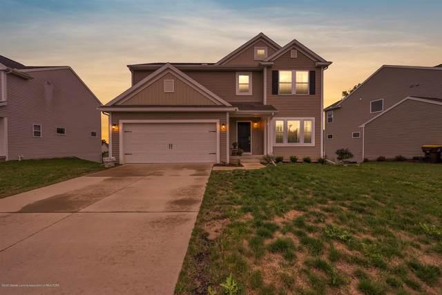 956 Pennine Ridge Way, Grand Ledge, MI 48837 (MLS #249548) :: Real Home Pros
