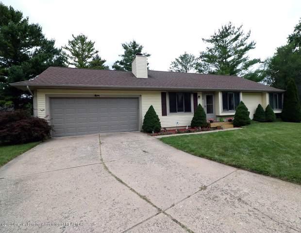 334 Honeysuckle Lane, Lansing, MI 48917 (MLS #249559) :: Real Home Pros