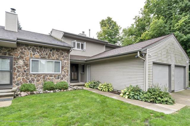 1108 Timber Creek Drive #54, Grand Ledge, MI 48837 (MLS #249591) :: Real Home Pros